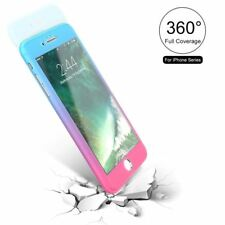 360 Degree Full Body Cover Gradient Case For iPhone 6 6S 6 Plus 6S Plus For iPho