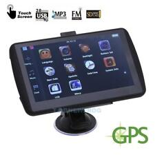7 inch GPS navigation device 4GB navigator for car&truck free map update sa TN2F