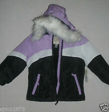 Girls Winter Jacket Coat Size 4 Canyon River Blues New W/Tag $75