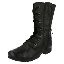 Ladies Legendary Raw By Caterpillar Lace Up Boots Jane
