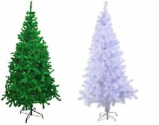Traditional indoor artificial  Xmas/Christmas tree 4ft 5ft 6ft 7ft