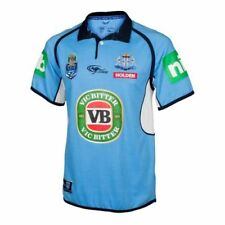 NSW Blues State of Origin 2017 Mens Classic Jersey BNWT NRL Rugby Clothing