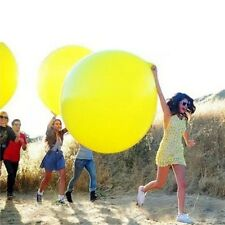 36inch Transparent Balloons Party Supplies Birthday Wedding Large Latex Balloons