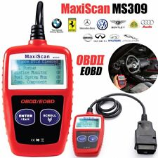 Fault Code Reader Scanner Car Engine Diagnostic Reset Tool OBD 2 CAN BUS EOBD OK