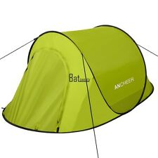 Pop Up Camping Hiking Tent Automatic Instant Setup Easy Fold Back Shelter BTSY01