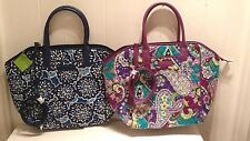 NEW NWT Vera Bradley Large Trimmed Tote MSRP $98 Your Choice RARE Patterns