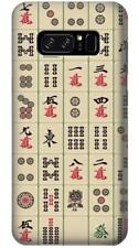 Mahjong Phone Case for Samsung Galaxy Note8 Note5 Note 4 3 2