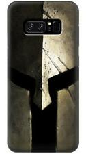 Spartan Helmet Phone Case for Samsung Galaxy Note8 Note5 Note 4 3 2