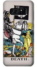 Tarot Card Death Phone Case for Samsung Galaxy Note8 Note5 Note 4 3 2