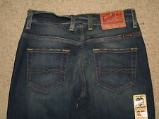Lucky Brand Size 0 | 25 Easy Rider Boot Stretch Dark Blue Denim Jeans Womens New