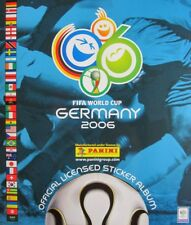 Panini FIFA World Cup Germany 2006 Stickers PICK FROM LIST