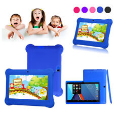 "7"" KIDS ANDROID 4.4 TABLET PC QUAD CORE WIFI Camera UK STOCK CHILD CHILDREN"