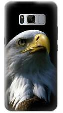 Bald Eagle Phone Case for Samsung Galaxy S8 S7 S6 S5 Plus Edge S4 SIII +