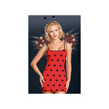 Light Up Lady Bug Kit 6594 Dreamgirl Red/Black One Size Fits All