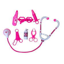 Kids Educational Pretend Doctor Nurse Role Play Medical Kit Roleplay Toy Set