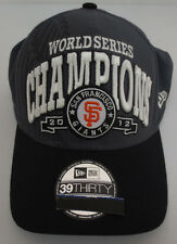 SAN FRANCISCO GIANTS HAT CAP 2012 WORLD SERIES CHAMPIONS MLB BASEBALL NEW ERA