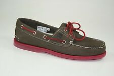 Timberland Boat Shoes Classic Boat 2-Eye Boat Shoes Men's Shoes NEW