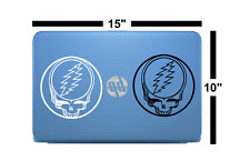 "Grateful Dead Steal Your Face 5.5"" x 5.5"" Vinyl Decal Sticker"