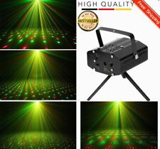 LOT 40 Mini LED R&G Stage Lighting Laser Projector Lights Party DJ Disco Show US