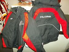 ATLANTA FALCONS YOUTH JACKET  *NWT* Reebok Youth S or M (Removable Hood)
