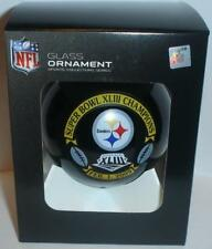 PITTSBURGH STEELERS SUPER BOWL 43 CHAMPS Champions Christmas ORNAMENT #3