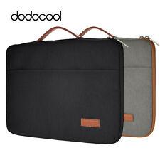 dodocool 13 Inch Laptop Bag Macbook 13 Case Nylon Zipper Sleeve Carrying Cover