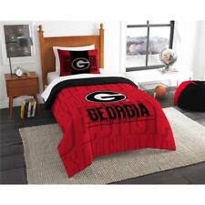 NCAA Georgia Bulldogs Comforter Set Bedding Officially Licensed