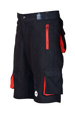 Zimco Pro Comfort MTB Mountain Bike Baggy Shorts with Lycra CoolMax Padded