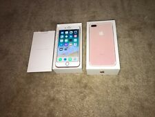 Apple iPhone 7 Plus - 32GB - Rose Gold (Sprint) (( Excellent Condition ))