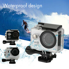 2inch HD Waterproof DV Video Camera 140-Degree Wide Angle Lens Sports Camcorder