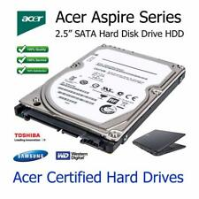 """500GB Acer Aspire 5516 2.5"""" SATA Laptop Hard Disc Drive HDD Upgrade Replacement"""