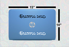"Grateful Dead Steal Your Face Album Font 1.25"" x 8.5"" Vinyl Decal Sticker"