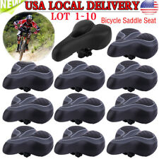 Wide Big Bum Bike Bicycle Cruiser Extra Comfort Sporty SoftPad Saddle Seat LOT Y