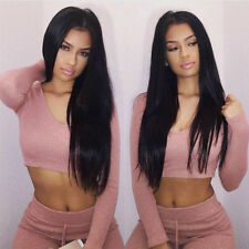 Remy Virgin 100% Human Hair Full Lace Wig No Tangle Lace Front Wig Free Part G70