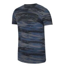 adidas-Camouflage-Linear-T-Shirt-Mens-Sportswear-Gym-Top-Tee-Shirt AZ8963