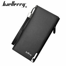 Fashion Clutch Male Wallet Men Baellerry Wallets Wristlet Men Clutch Bags Coin P