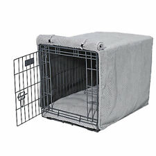 Bowsers Luxury Nickel Dog Crate Cover