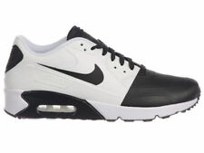NEW MENS NIKE AIR MAX 90 ULTRA 2.0 RUNNING SHOES TRAINERS BLACK / WHITE / BLACK