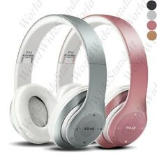 Bluetooth Headset Auriculares Wireless Stereo Headphone With Mic Handsfree
