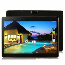 Tablet 10'' Octa-Core 4G Ram 32G Rom Android 5.1 Dual SIM IPS Screen MIC US Plug