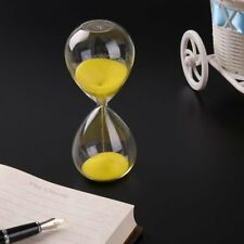 Colorful Designed Sandglass Hourglass Clock Watch Timer Home Desk Decor Toy