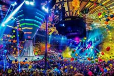 2 Phish tickets 12/28 @MSG Section 419 - Row 4