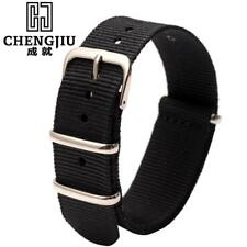 18 20 22mm Nylon Watch Band For Daniel Wellington/Timex/Lumingus Nato Watch Stra