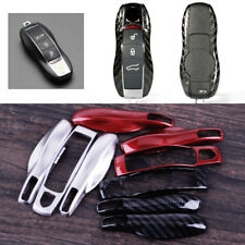 Remote Key Case Cover For Porsche Panamera Boxster 911 Macan