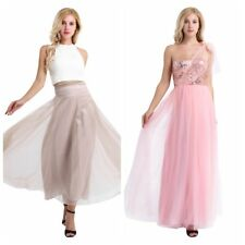 New Women's BOHO Long Maxi Evening Cocktail Party Formal Bridesmaid Prom Dress
