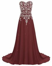 Women's Short A-Line Tulle Beading Homecoming Dress Party Ball Prom Gowns