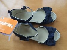 NWT Gymboree July 4th Navy Blue Espadrille Wedge Sandals Shoes 10,11,12,13,3,4
