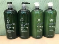 2 Set 1L Paul Mitchell Tea Tree Special OR Lavender Mint Shampoo&Conditioner
