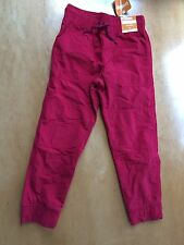 NWT Gymboree Boys Pull on Pants Jogger RED Jersey lined Shipmates Many Sizes