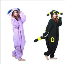 Pokemon Animal Jumpsuit Adult Unisex Kigurumi Cosplay Costume Pyjamas Pajama2018